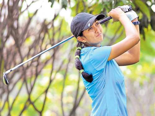 Teenager Aditi Ashok registers first top-10 finish as a pro