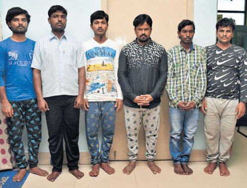 Police quiz dacoity suspects, stumble upon 6-yr-old murder