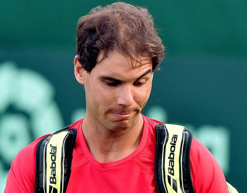 World Group the target:Nadal
