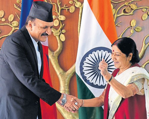 New pact not on cards during Dahal's visit