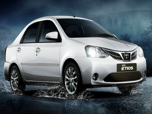 Toyota launches updated versions of Etios, Liva