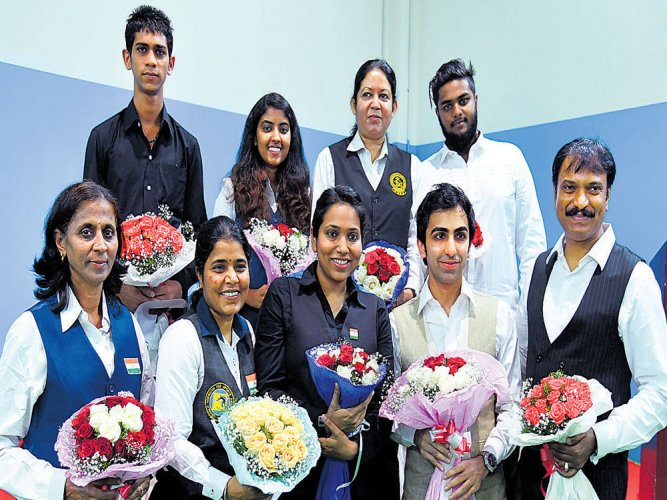 KSBA felicitates its champions