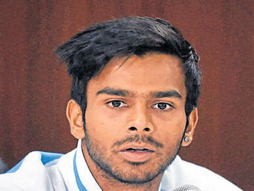 Nagal excited to play for India