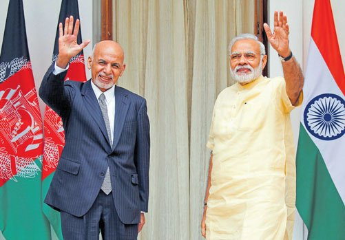India pledges $1b for Afghan projects