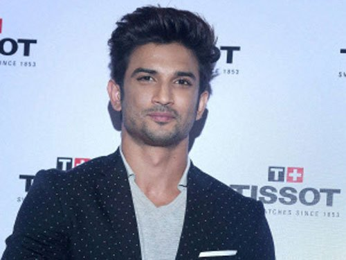Sushant Singh all praise for Dhoni's acting skills