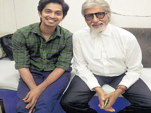 Finding his ground in Bollywood