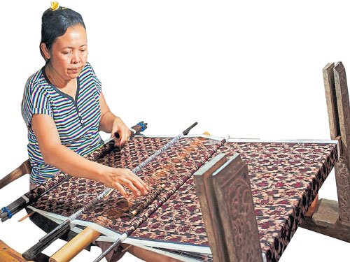 A textile trail