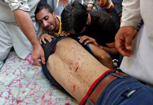Fresh violence erupts in Kashmir