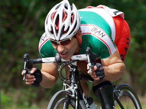 Iranian Paralympic cyclist dies in race accident