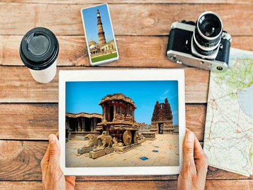 Taking travel and tourism on the tech trail