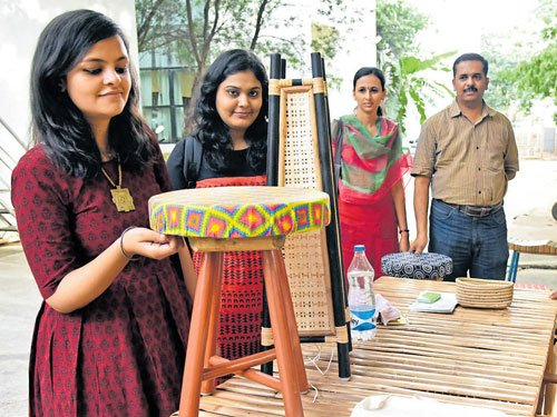 Bamboo products to make national highways eco-friendly