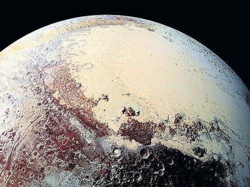 Origin of Pluto's huge 'icy heart' found