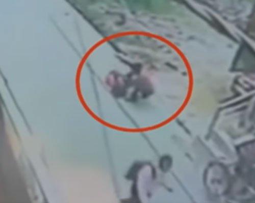 Woman killed in frenzied stabbing by stalker