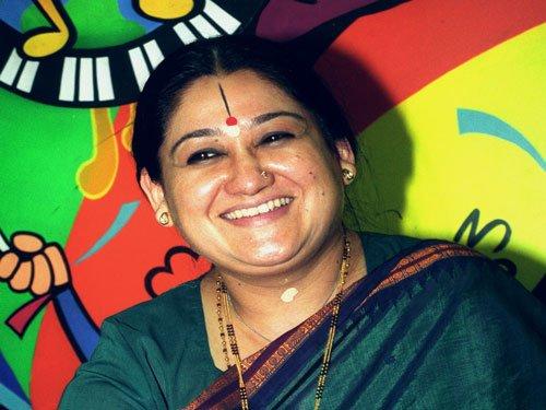 Shubha Mudgal to get 'LalitArpan Samman'