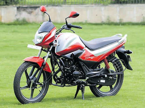 Hero MotoCorp rides back fast and strong in bustling 110 cc segment