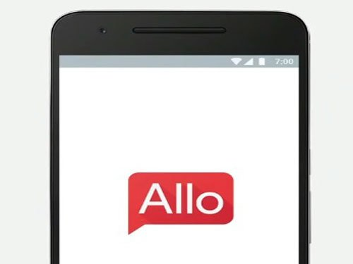 Google launches 'Allo' messaging app