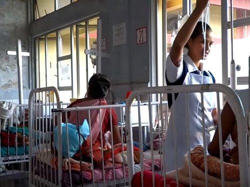Denied treatment, Ch'garh woman carrying dead foetus dies