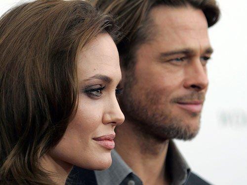 Madame Tussauds separate Jolie-Pitt wax figures post split