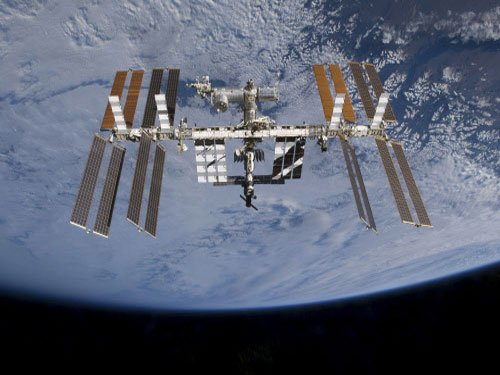 NASA to explore microbes of International Space Station