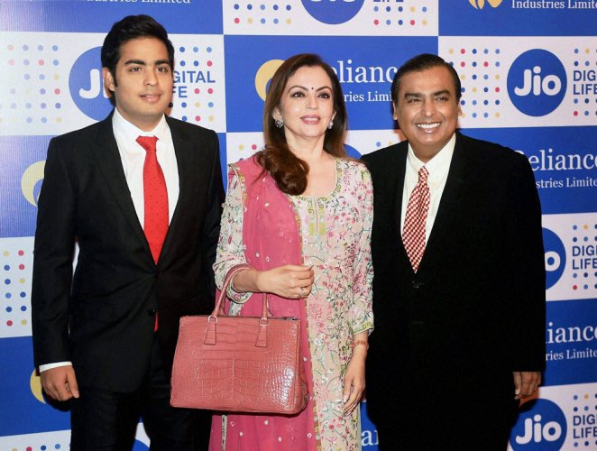 Mukesh Ambani India's richest for 9th yr, Shanghvi at 2nd spot