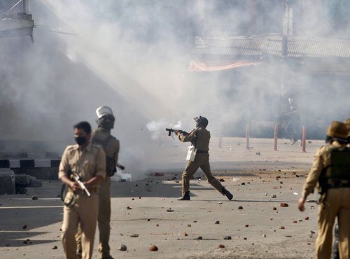 HC refuses to ban pellet guns, cites mob violence in Valley