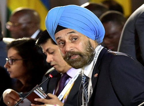 Navtej Sarna appointed Ambassador to the US