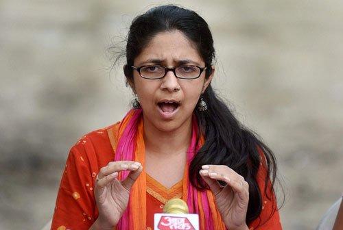 Flesh trade in GB road has support of Union min, politician: Maliwal