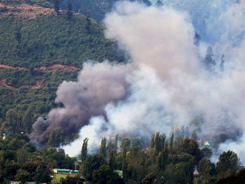 'Uri attack among many from Pak'
