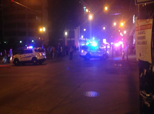 Police: 5 shot, 1 dead, after fight at Illinois campus party