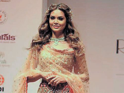 When Bollywood dazzled the ramp