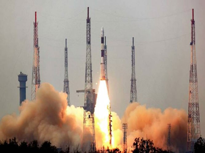 PSLV injects SCATSAT-1, seven other satellites in orbit