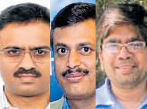 Four from city bag Bhatnagar awards