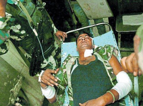 Five CRPF jawans injured in grenade attack