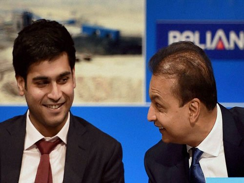 'Anmol Effect' has brought good luck to R-Cap shares: Ambani