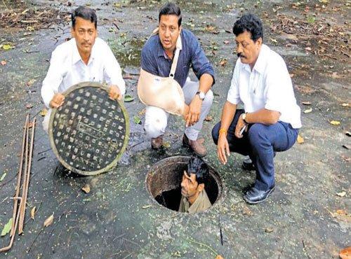 British-era water tanks discovered in Mumbai