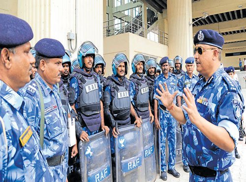Prohibitory orders extended in city till September 30