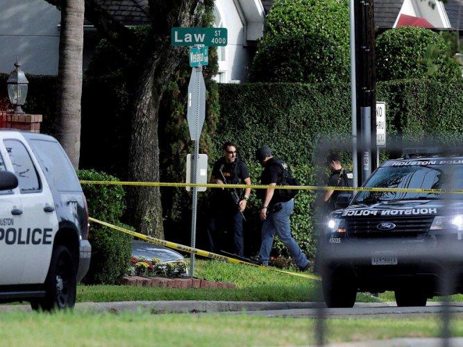 Houston: Indian-Origin lawyer with Nazi sympathies shoots 9, shot dead