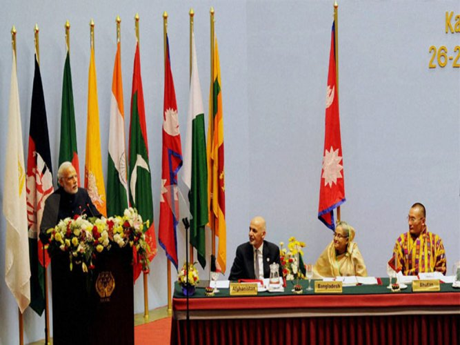 Afghanistan, Bangladesh and Bhutan pull out of SAARC Summit