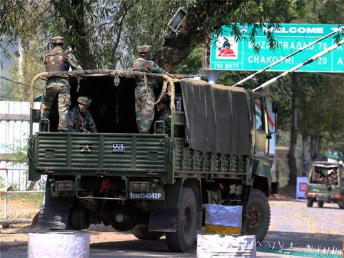 Uri attack: Terrorists came from Pir Chana Sai training camp