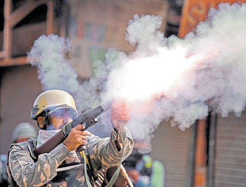 Govt mulling reconfiguring PAVA shells to remove anomalies
