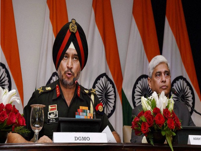 Army conducts surgical strikes on 7 terror pads across LoC