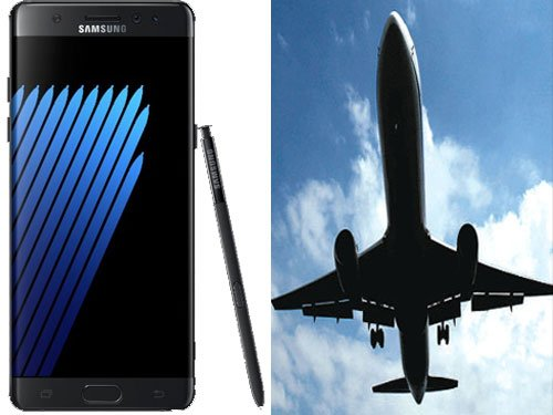 DGCA partially lifts ban on use of Galaxy Note 7 in flights