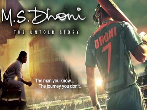 M.S. Dhoni - The Untold Story a stolid affair