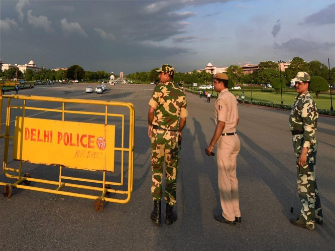 High alert over possible attacks by Pak-based terror groups