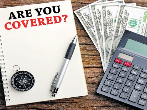 Opt for a proper insurance cover