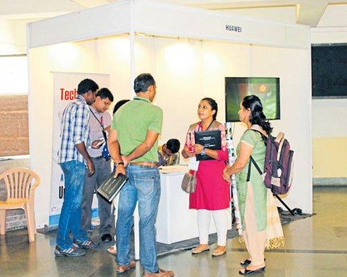 PhDs explore avenues at 1st IISconnect