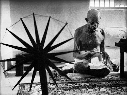 Framing Gandhi