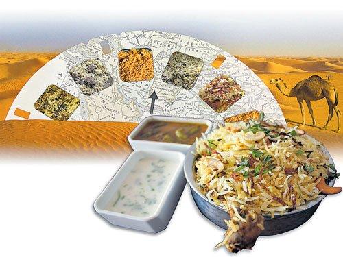 The journey of biryani   Deccan Herald