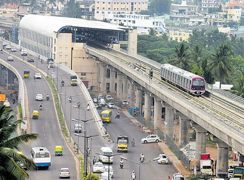 Outer Ring Road route may have 13 Metro stations