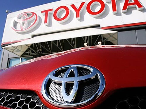 Toyota to recall 819,598 cars in China due to faulty airbags